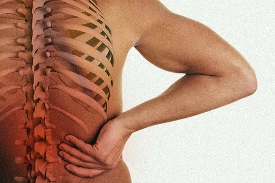 mal de dos chiropractie