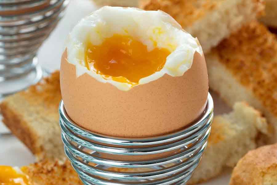 œuf super aliment