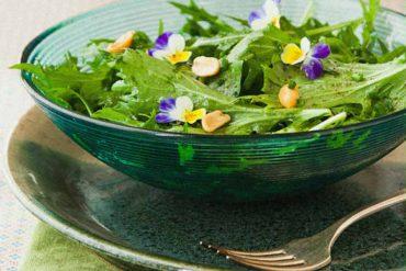 Salade Mizuna